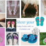 Friday Freebie's #11 Show Your Feet