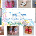 Friday Freebie's #13 Kids and Toddler Sandals