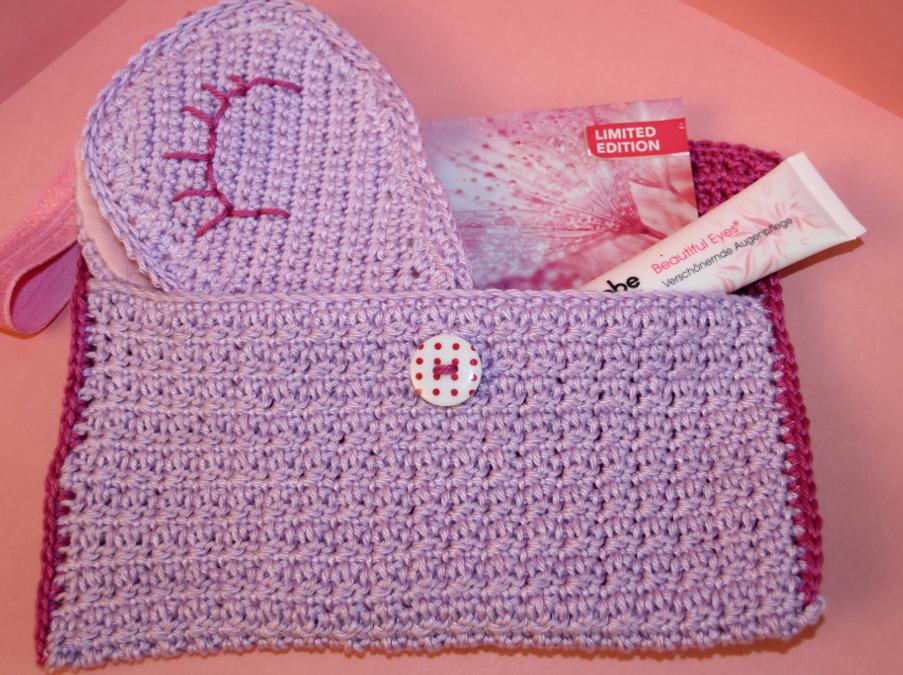 Sleeping Princess Schlafmaske Etui Crochetiercom