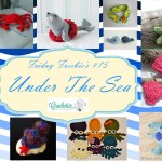 Friday Freebie's # 15 Under The Sea