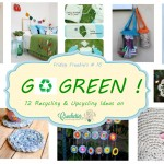 Friday Freebie's #16 Go Green!