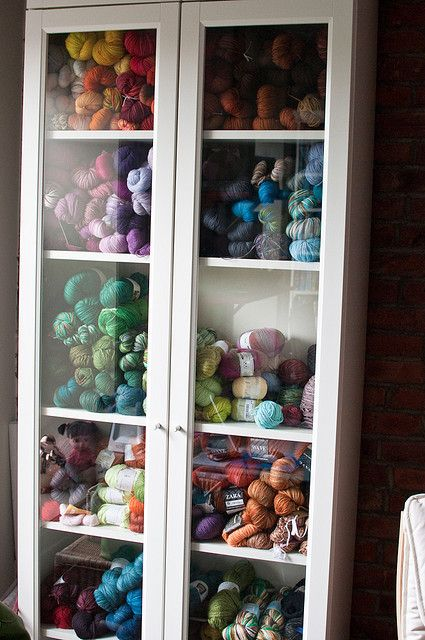Organize Your Yarn Stash Tips And Ideas Crochetier Com
