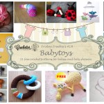 Friday Freebie's #18 Babytoys