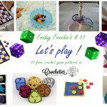 Friday Freebie's # 17 Let's Play !