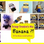 Friday Freebie's #21 Minions