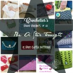 Friday Freebie's # 22 Crochet Clutchs