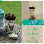 Jam Jar Cozies english pattern