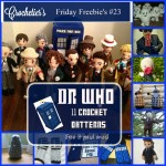 Friday Freebie's #23 Dr. Who Special