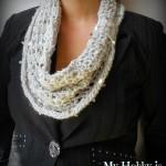 swanky cowl free crochet pattern
