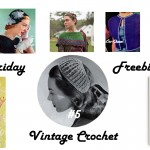 Friday Freebie's #5 Vintage Crochet