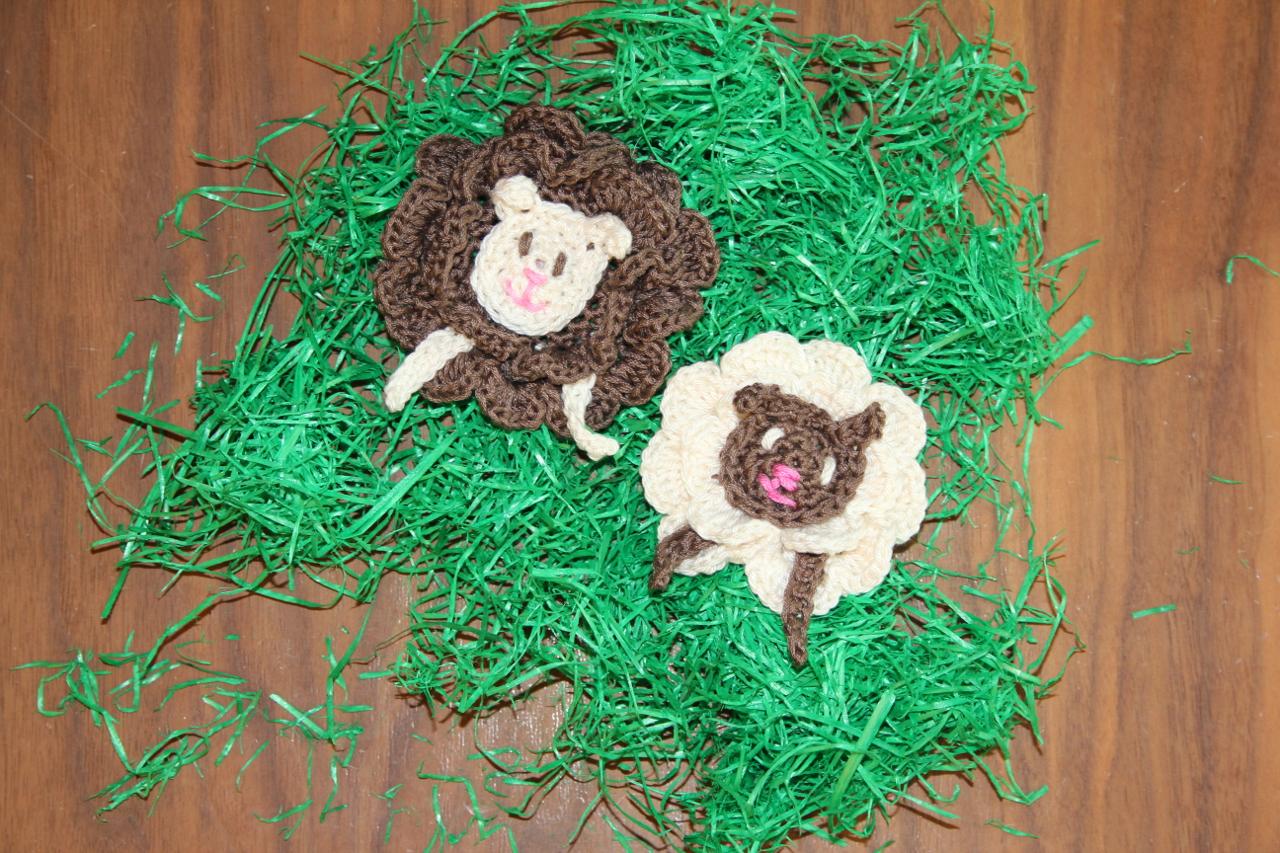 Frieda Das Schaf Crochetiercom